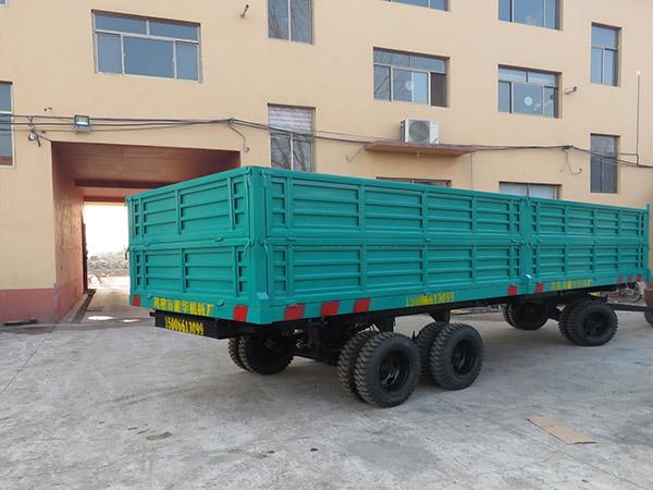 农用拖车在使用时需要注意什么?