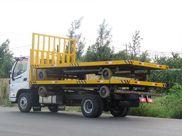 重型平板拖车是否要选择大容量?