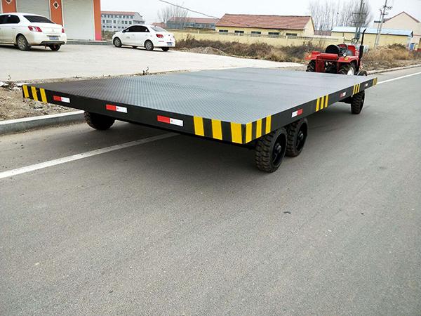 怎样避免重型平板拖车的故障?