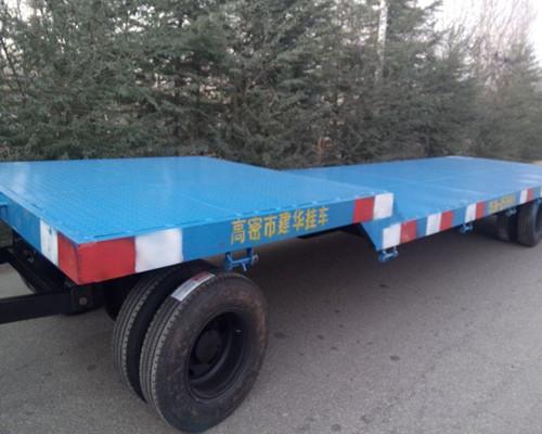 25吨重型拖车