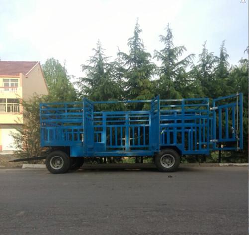 10吨高栏挂车