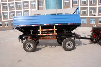 农用自卸拖车