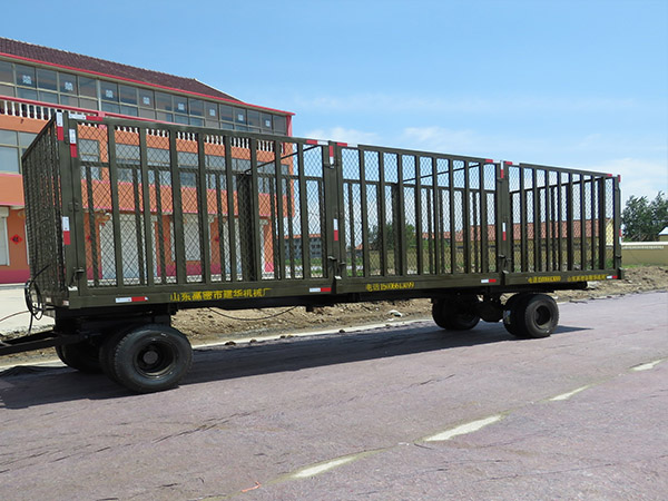 潍坊6吨农用挂车