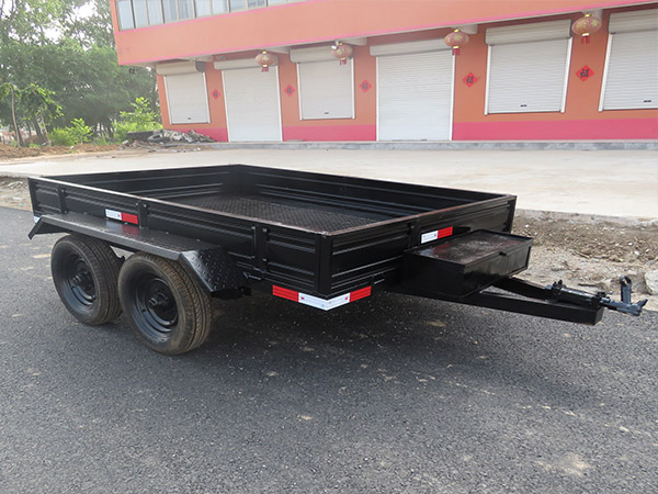 潍坊2t农用拖车