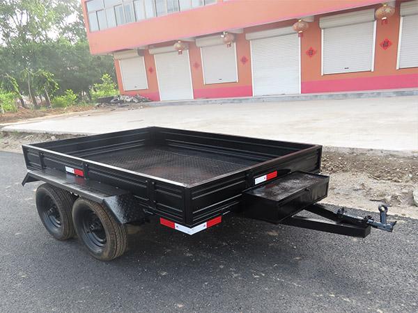 潍坊10t农用拖车