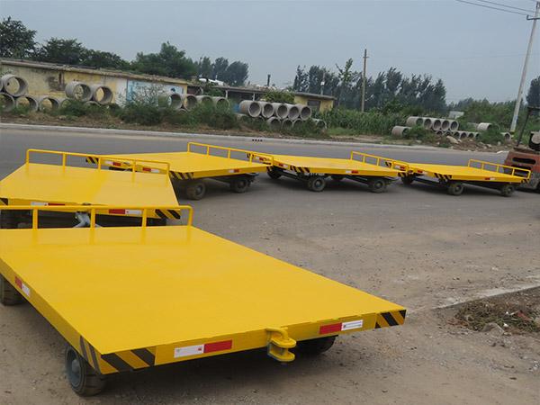 山东平板拖车